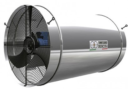 agriTERM - Direct-fired gas air heater